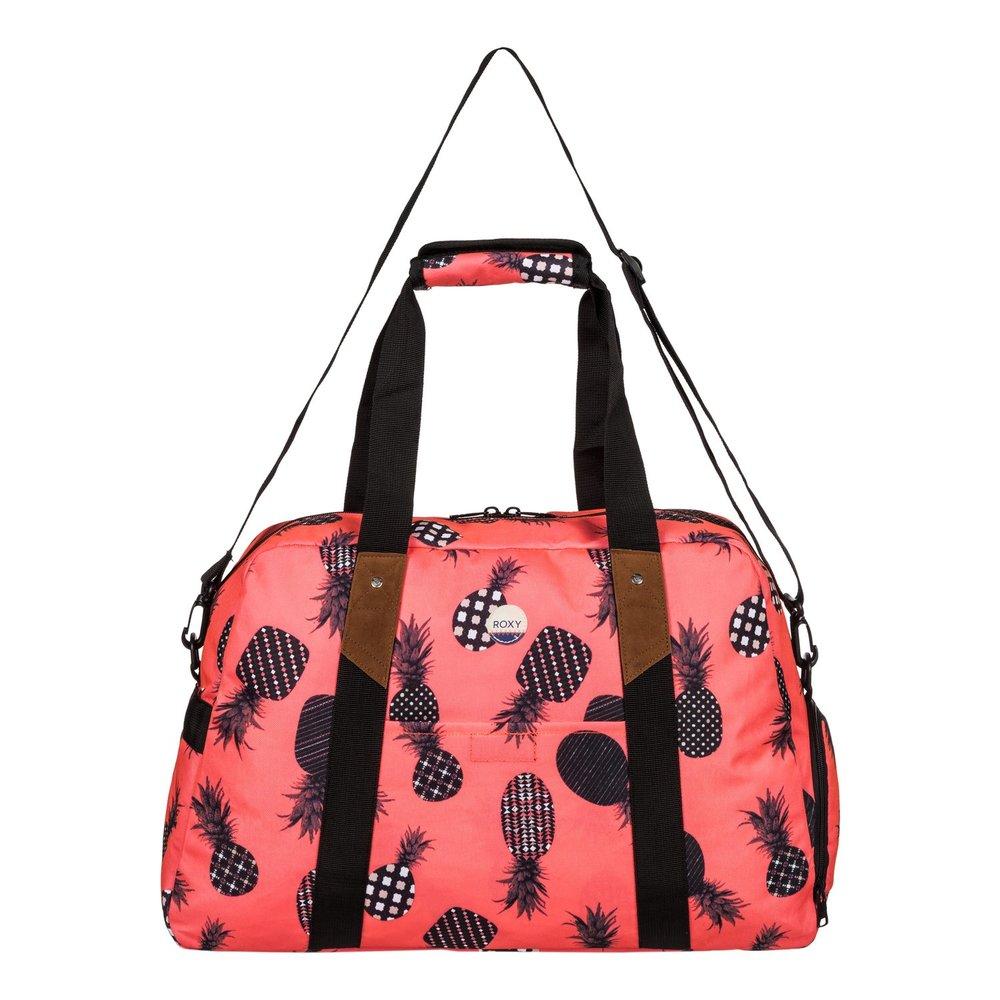 22e18d0840 Letná športová oranžová taška Roxy sugar it up s veselým farebným ...