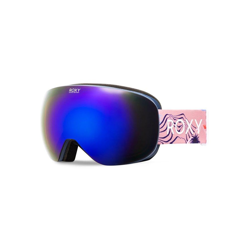 Dámske okuliare na snowboard Roxy Popscreen bezrámové v modrej farbe ... b155e94d8b9