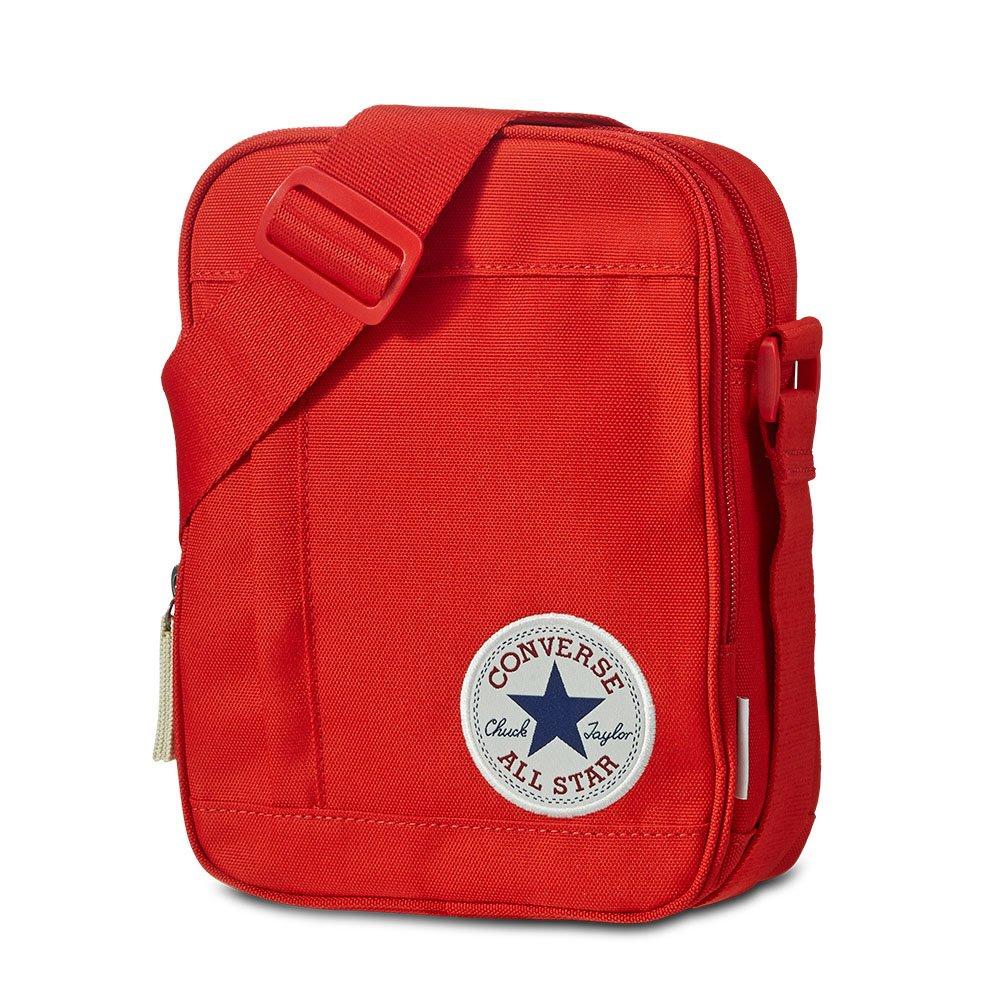 Pánska červená športová taška Converse Poly Cross Body s ... 05515ca229a