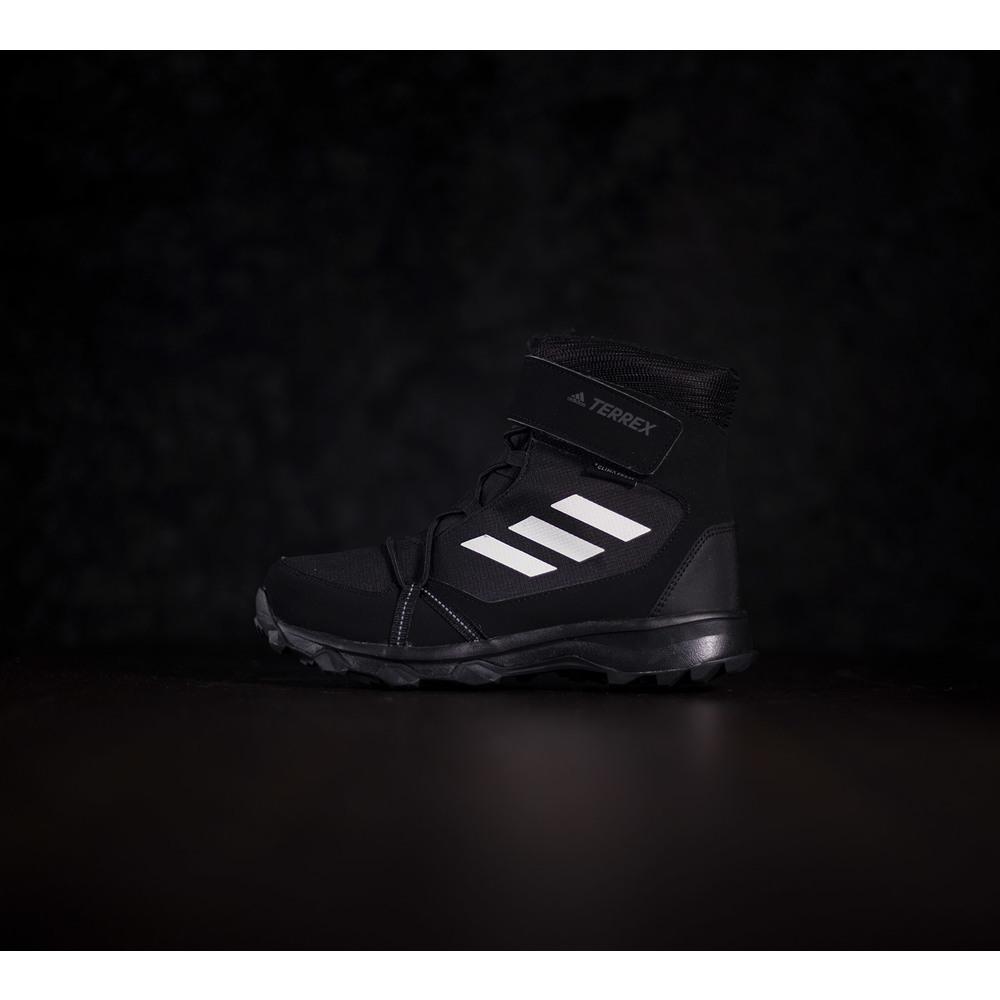 Detské zimné boty adidas terrex snow cf cp cw k v čiernom vyhotovení ... 4fdb9010c9