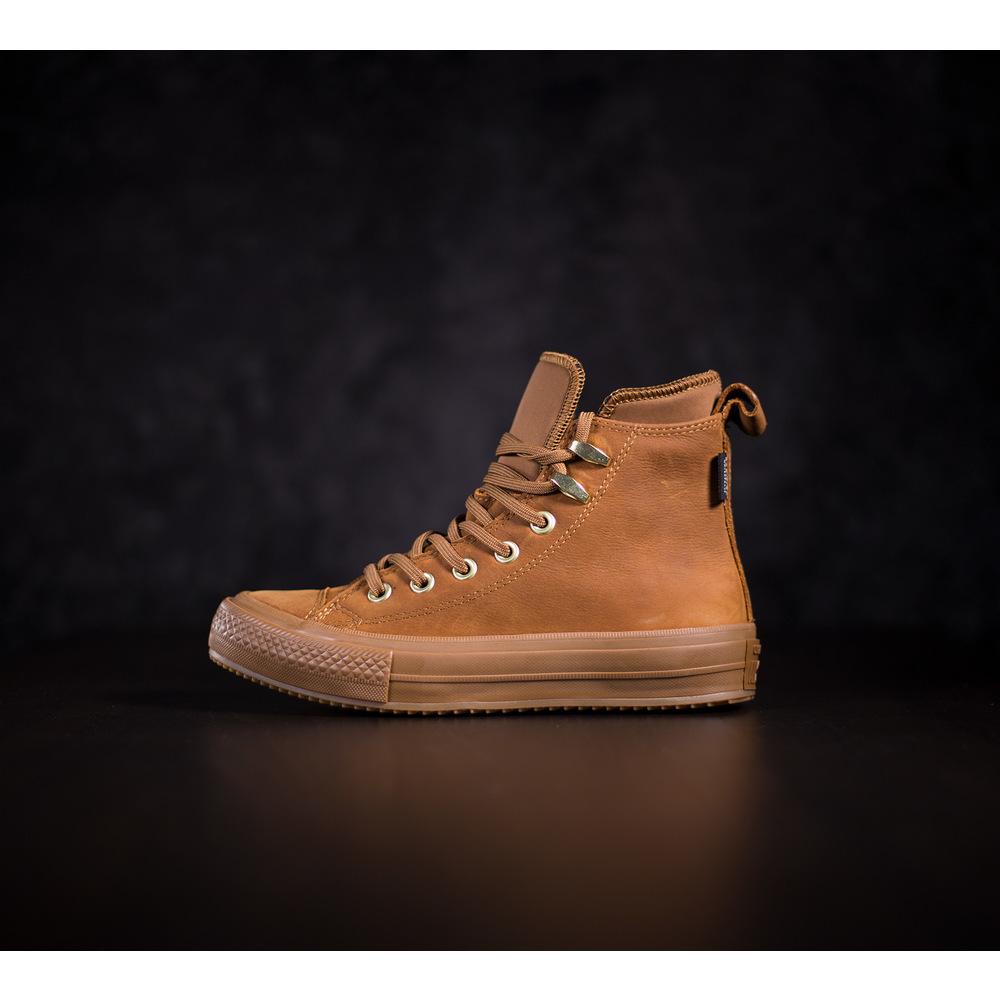 421576546c1fb Zimné hnedé tenisky Converse model Chuck Talyor 2 All Star wp Boot v ...
