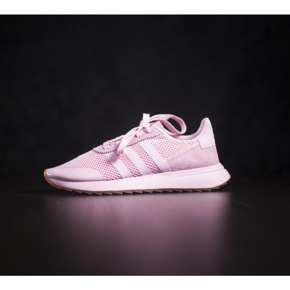 ee3a8f2fe2 Dámske ružové tensiky adidas FLB w so vzdušným látkovým zvrškom a ...