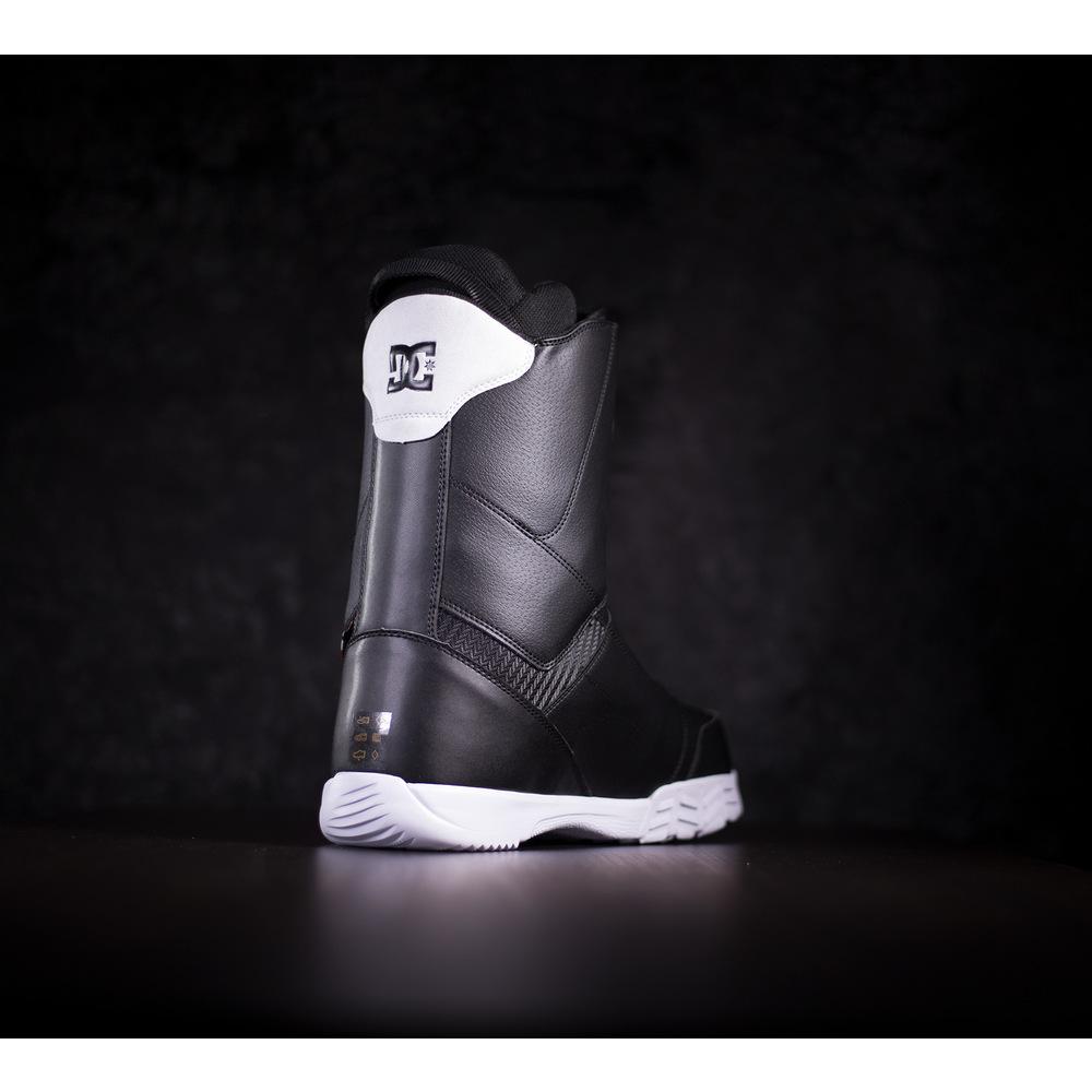e878db7dcfaaf Pánske topánky na snowboard DC Shoes Control v čiernej farbe s ...