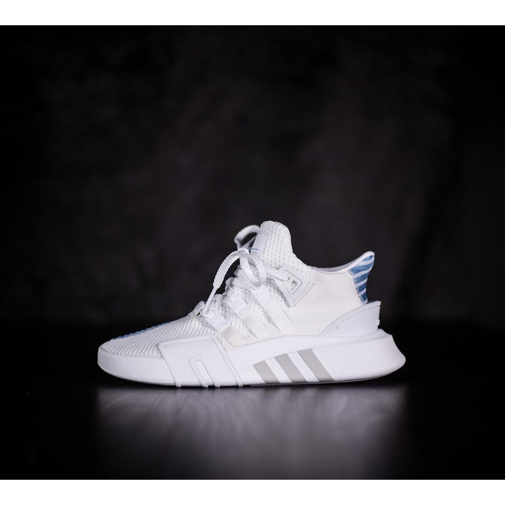 Biele dámske pletené tenisky Adidas Equipment bask ADV Shoes s ... bfd0fc7cfad