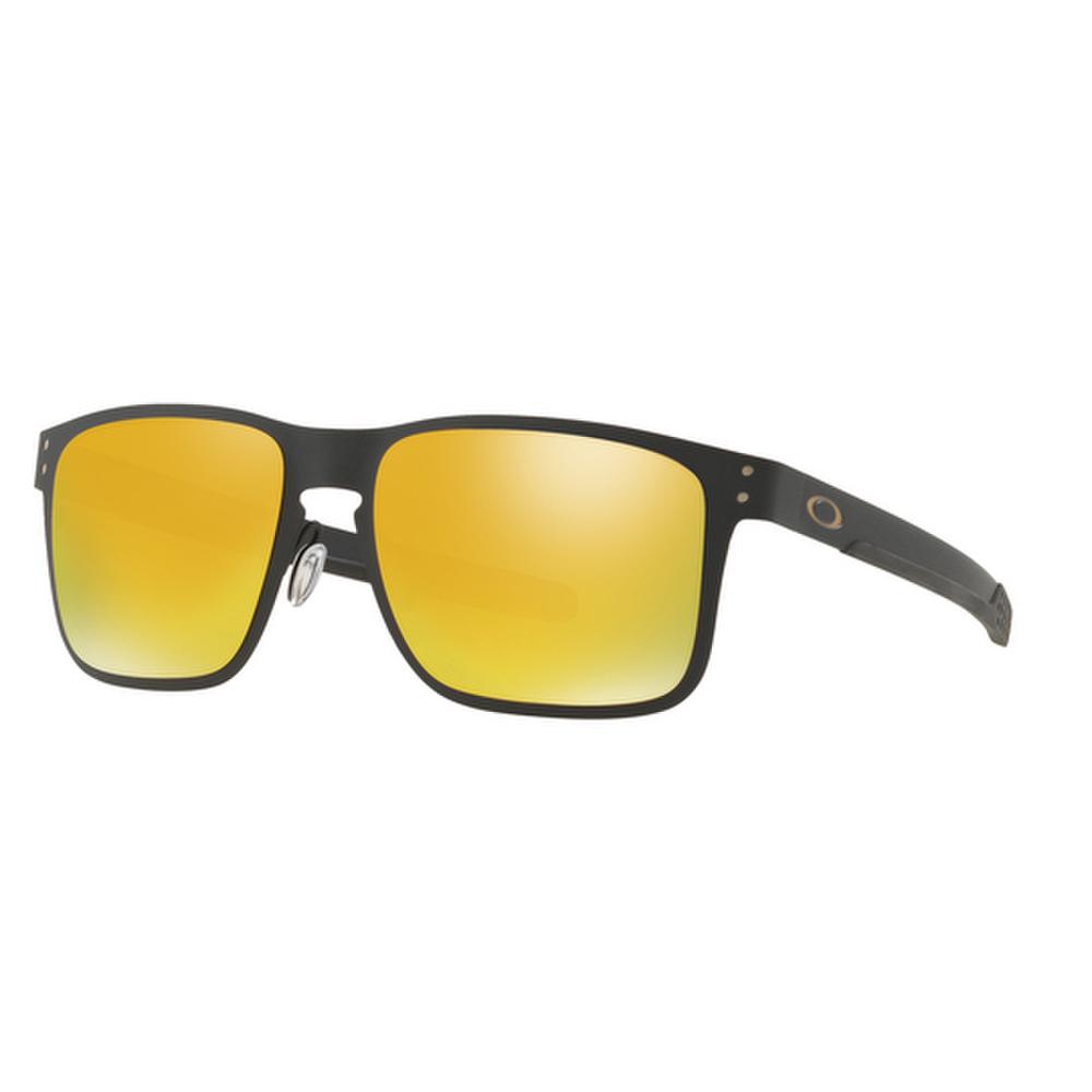 567a2edea Pánske slnečné okuliare Oakley Holbrook v kovovom matnom čiernom ...