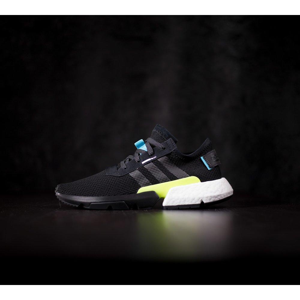 f939da9f4d Pánske čierne sieťové tenisky adidas POD-S3.1 s technológiou Boost ...