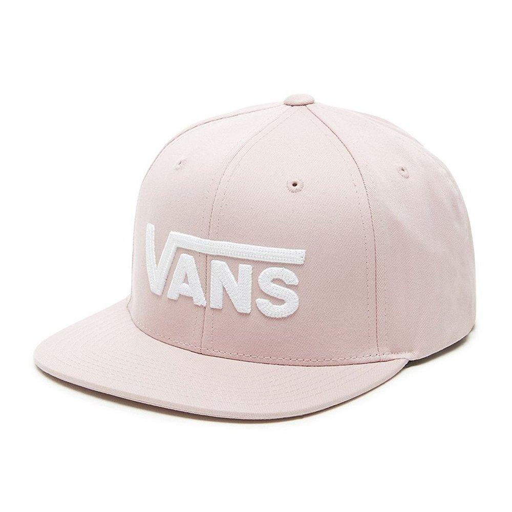 916d6a292 Bledoružová šiltovka Vans Drop V II s bielym vyšitým logom Vans ...