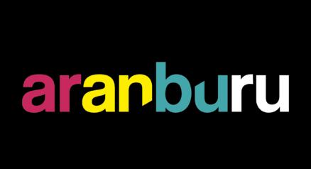 Logo Aranburu internetový obchod s oblečením, teniskami a boardami