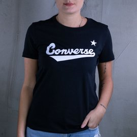 W CENTER FRONT LOGO TEE