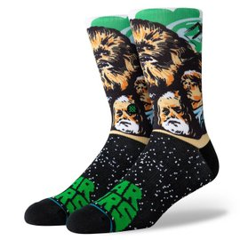 CHEWBACCA GREEN L