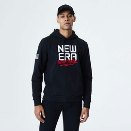 Contemporary graphic hoody