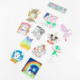 SUMMER 20 STICKER PACK
